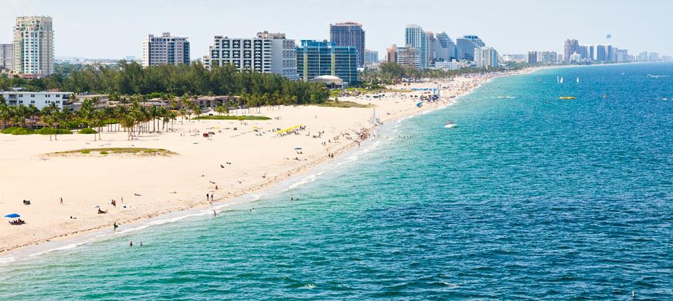 Fort Lauderdale A 233 Roport International Jean Lesage De
