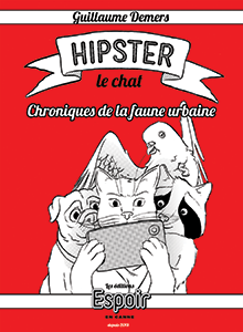 Hipster le chat