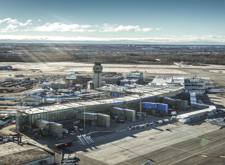 Aeroporto Quebec : Une autre année de croissance pour yqb aéroport